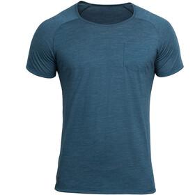 Devold Herdal - T-shirt manches courtes Homme - bleu